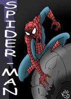Spider-man by Koku-chan