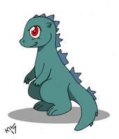 MLP Godzilla by Koku-chan