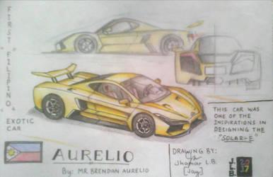 Aurelio: The First Filipino Exotic Car by SammfeatBlueheart