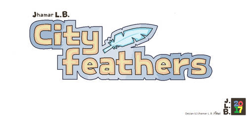 City Feathers: TITLE SEQUENCE Design by SammfeatBlueheart