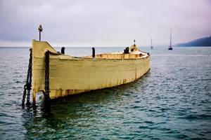 Shipwreck by cazzaritch