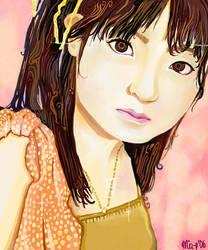Konno Asami by mia-p