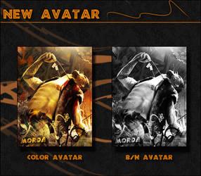 New Avatar by Black-Morda