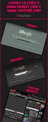 Cambiar el Theme a Google by Black-Morda