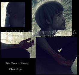 No More .. Please CLOSE-UPS by CamaroGirl666