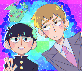 mob and dimple order two big macs each by Middynos