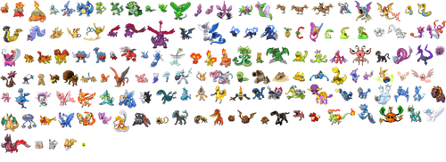Pokedex Order by NaoTheSillyDuffer