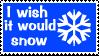 The Snow Stamp by SailorSolar