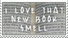 New Book Stamp by SailorSolar