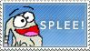 Waffle Splee Stamp by SailorSolar