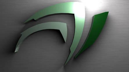 Nvidia Wallpaper HD by Darkdragon15