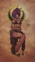art trade: giza by hchan