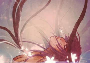 ds: flowerheart by hchan