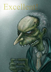 Mr Burns by BBarends