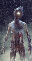 Cyborg III by BBarends