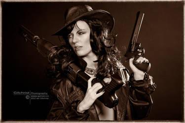 Gunfighter II by GPho