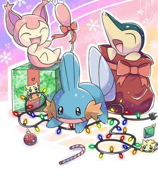 Time For Christmas by General-Mudkip