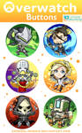 Overwatch Buttons by General-Mudkip