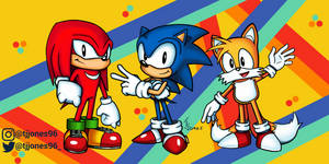 Sonic Mania by TJJones96