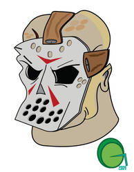 Jason Voorhees by shootstuffguy