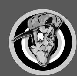 Shoot Stuff Guy Cartoon Two by shootstuffguy