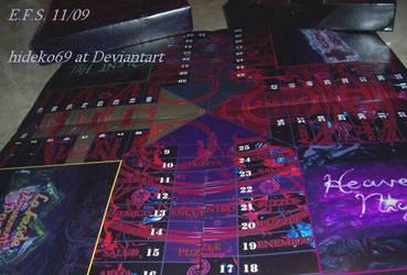 Silent Hill boardgame 3 by hideko69