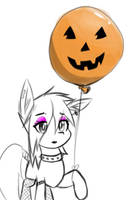 Oh its October by PonBalloon