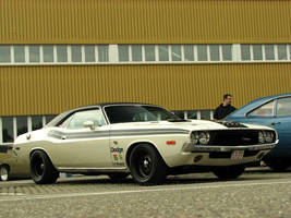 1972 Dodge Challenger by AmericanMuscle