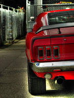 1969 fastback by AmericanMuscle
