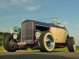 old roadster III by AmericanMuscle