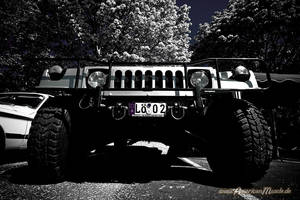 .Hummer H1. by AmericanMuscle