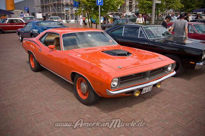 70 cuda muscle caramericanmuscle on deviantart