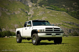 Dodge Ram I by AmericanMuscle