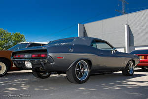 70 Dodge.Challenger by AmericanMuscle