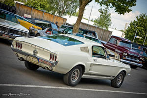 Mustang Fastback. by AmericanMuscle