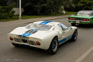 GT40 by AmericanMuscle