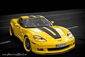 Callaway Corvette C6 by AmericanMuscle