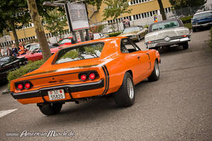 orange charger rt by AmericanMuscle