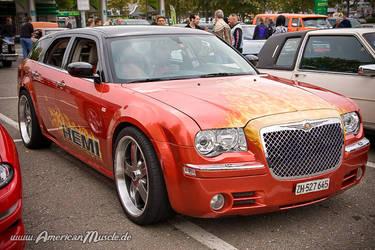 Chrysler 300C Hemi by AmericanMuscle