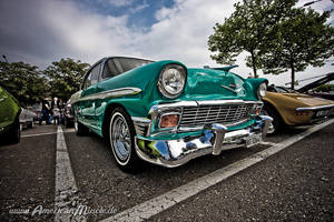 TWO-TONE Bel Air by AmericanMuscle