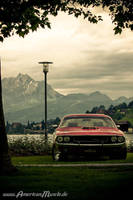 red70Challenger by AmericanMuscle