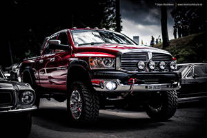 Big Dodge Ram by AmericanMuscle