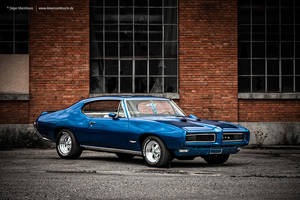 1968 Pontiac GTO by AmericanMuscle