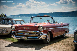 1957 Bel Air Convertible by AmericanMuscle