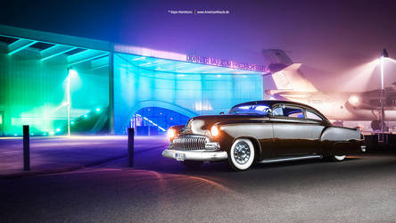 1952 Chevrolet Kustom Car by AmericanMuscle