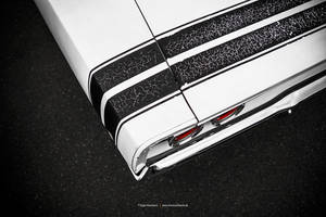 1968 Dodge Charger with Patina by AmericanMuscle