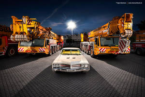Buick and Cranes by AmericanMuscle