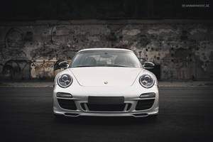 porsche911 front by AmericanMuscle