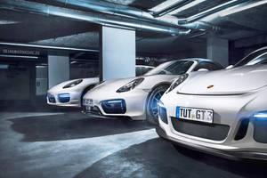 Underground Porsche by AmericanMuscle