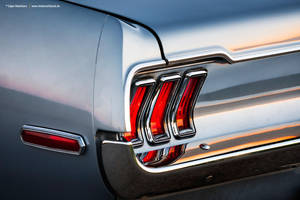 1968 Mustang Rearlight by AmericanMuscle
